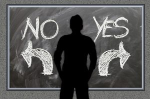 Is there a difference between Choice and Decision?