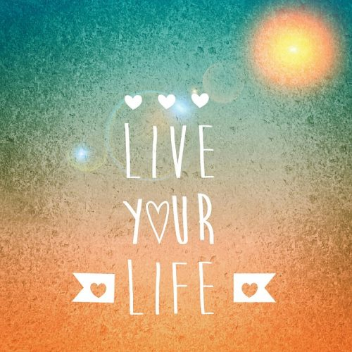 The correct use of life and live