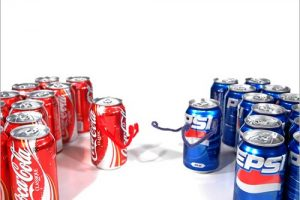 Difference between Coke and Pepsi
