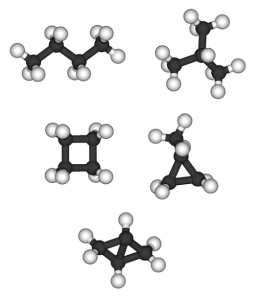 Difference between Saturated and Unsaturated Hydrocarbons