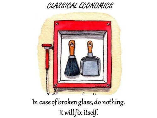 Similarities Between Keynesian Economics and Classical Economics-1