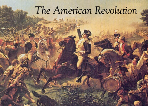 Similarities Between French and American Revolution-1
